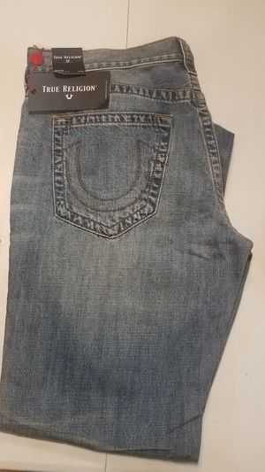 New Geno True Religion Jean's Size 36 for Sale in East St. Louis, IL