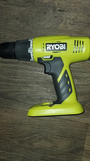 Ryobi Drill 18v never used for Sale in Gainesville, FL