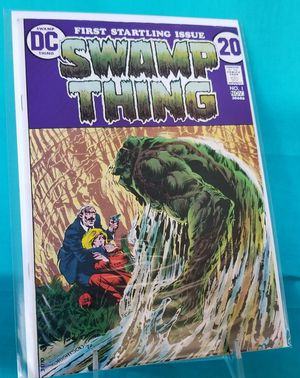 DC Comics Swamp Thing #1-#11 for Sale in Rancho Cucamonga, CA