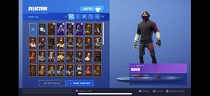 Selling fortnite acc -Only PayPal for Sale in Bowling Green, MO