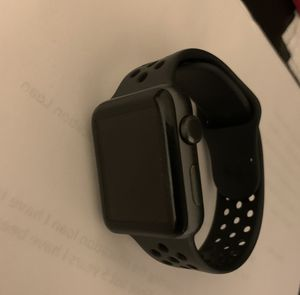 Apple Watch Nike + Series 3 42mm GPS for Sale in Ashburn, VA