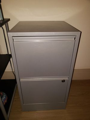 2 drawer file cabinet for Sale in Austin, TX