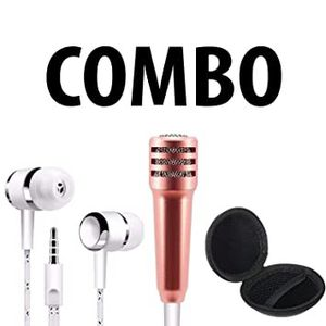 Mini Mic and Ear phones for Sale in Lucerne Valley, CA
