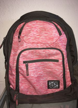 Needs to go ASAP!! Pink OGIO 15.6' Laptop Backpack 5 ZIPPER POCKETS & BACK STRAP BUCKLE!! for Sale in Sacramento, CA