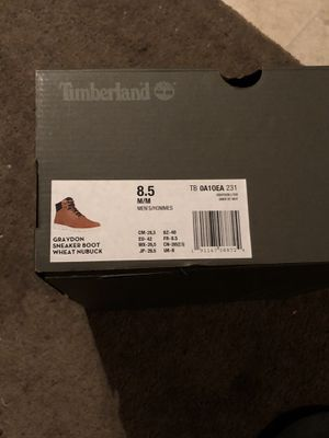 Timberland Sneaker for Sale in Los Angeles, CA