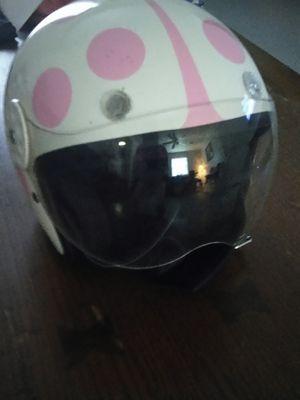 Ladies motorcycle helmet for Sale in Jacksonville, FL