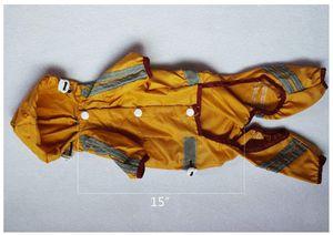 Small Dog Raincoat Rain Boots Set - Brand New for Sale in Hudson, FL