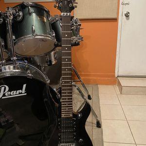 24 frets Floydrose Halo Guitars Electric guitar for Sale in Santa Ana, CA