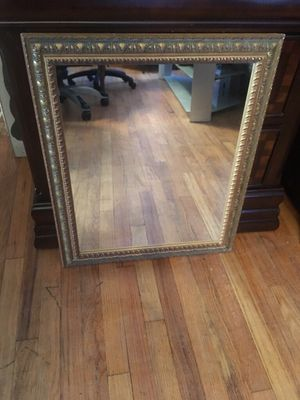 Wall Mirror with Gold Frame for Sale in Los Angeles, CA