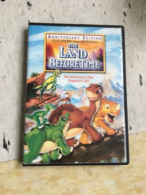 The Land Before Time DVD for Sale in Portland, OR