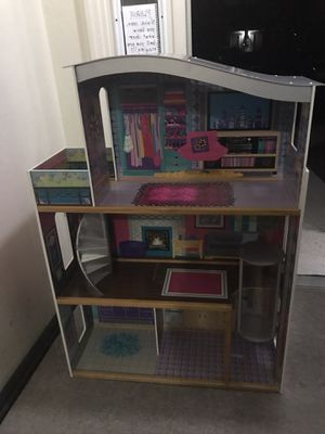 Kids play doll house for Sale in Clifton, NJ