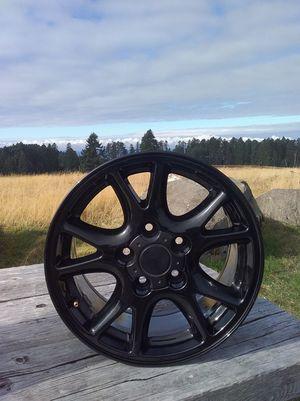 GM 16x3Jx55 Gloss Black OEM Wheelset!!! for Sale in Beaverton, OR