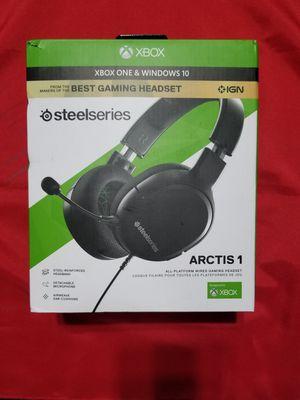 Xbox One & Windows 10 Steelseries Arctis 1 Brand New for Sale in Houston, TX