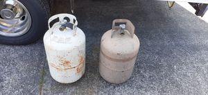 RV 7 gallon propane tanks for Sale in Federal Way, WA
