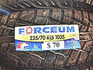 235 70 15 New Tire for Sale in San Bernardino, CA