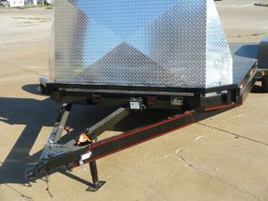 Trailer front air dam and rock shield for Sale in Dallas, TX