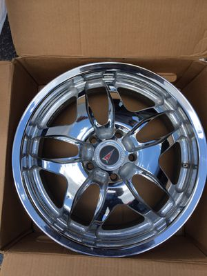 "4 Forged ""18"" Chrome Rims for Sale in Tampa, FL"
