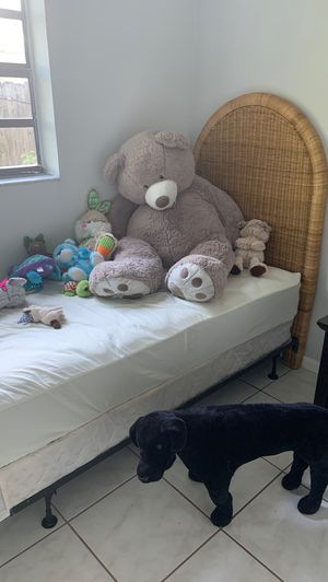Teddy bear and assorted stuffed animals for Sale in Pompano Beach, FL