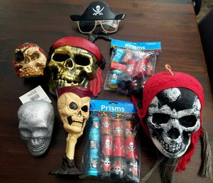 Pirate Party Decor for Sale in Laveen Village, AZ