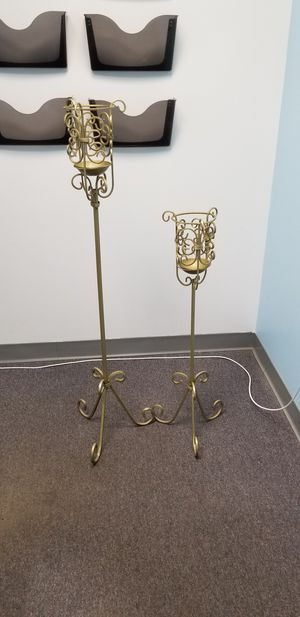 Flower pot stand holders for Sale in Fairfax, VA