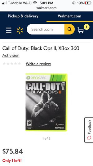 Xbox 360 lot of 3 Call if Duty Games like New for Sale in Stratford, CT