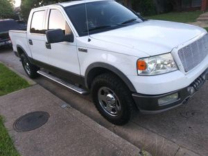 Ford f150 fx4 2004 clean title 4x4 for Sale in Dallas, TX