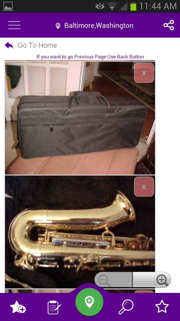 Cecilio Alto Saxophone (Yamaha YAS-23 design)