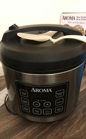 Aroma multicooker and food steamer for Sale in Tempe, AZ
