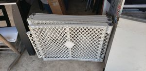 Doggy barrier for Sale in La Mirada, CA