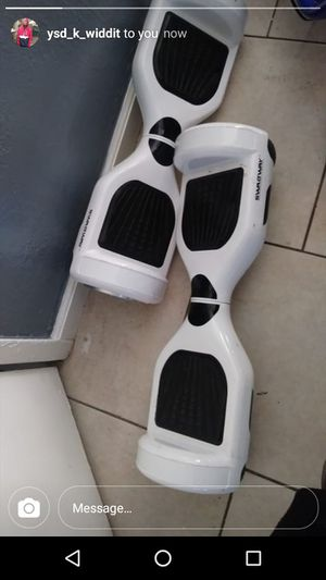 Segway(hoverboard) for Sale in Stockton, CA