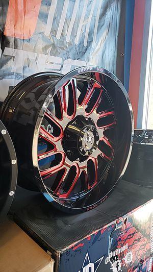 """22"""" Luxx HD wheels for Sale in Everett, WA"""