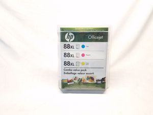 HP Officejet 88XL Combo Value Pack for Sale in Lacey, WA