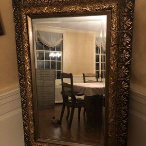 Antique Burnished Gold Mirror for Sale in Hartford, CT