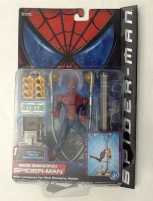 Toy biz movie spiderman figure for Sale in Santa Ana, CA