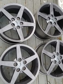 Chevy Corvette C6 OEM Competition stock wheel rims NEW! for Sale in Bolingbrook,  IL