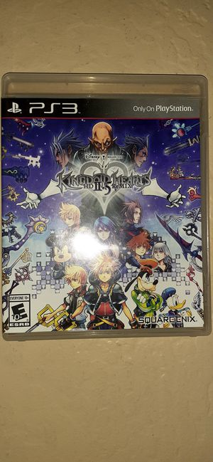 PS3 Kingdom Hearts 2.5 Remix for Sale in Buckeye, AZ