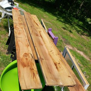 Cedar siding boards for Sale in Cumberland, VA