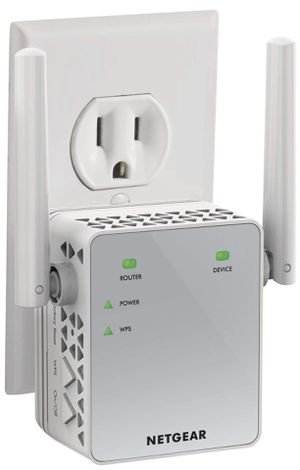 NETGEAR WiFi Range Extender EX3700 - Dual Band Wireless Signal Booster & Repeater for Sale in Redmond, WA
