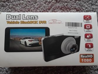 Car HD Full Dual Dash. Camera for Sale in Chicago,  IL