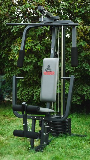 DON'T GO TO THE GYM! Weider 8510 Home Gym! CLEAN! for Sale in Roseville, MN