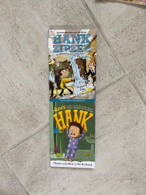 Here's Hank and Hank Zipzer Kids books for Sale in Boca Raton, FL