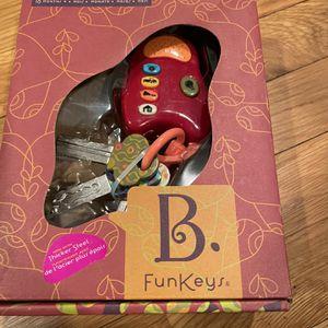 B. Fun Keys Toy for Sale in Holmdel, NJ