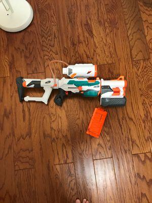 TOY Nerf Tri-strike blaster for Sale in Sarasota, FL