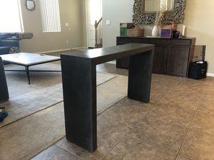 Restoration Hardware Cabrera Console table for Sale in Calimesa, CA