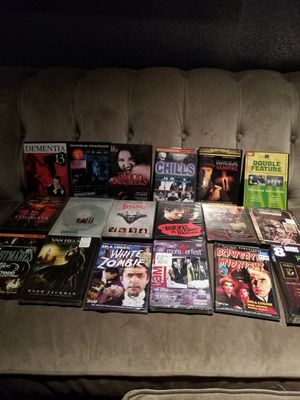 Halloween dvds for Sale in Houston, TX