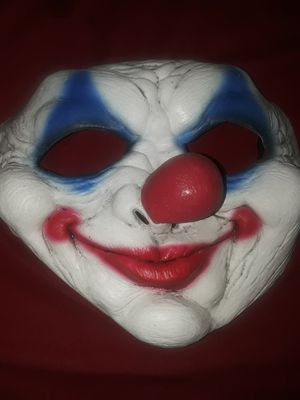 Halloween mask clown for Sale in Arcadia, CA