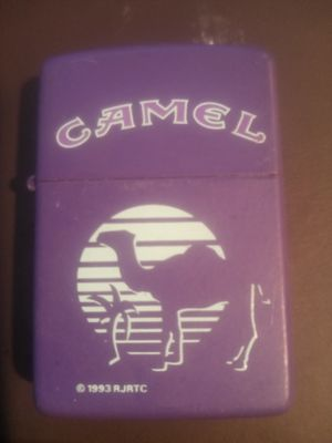 Camel Joe collector lighters Zippos for Sale in Pittsburg, CA