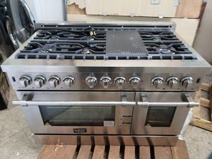"""Dual Fuel 48"""" Stove kucht Professional for Sale in Burbank, CA"""