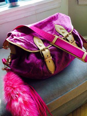 LOUIS VUITTON - fox tail denim sunrise monogram messenger bag 💼AUTHENTIC for Sale in Chicago, IL