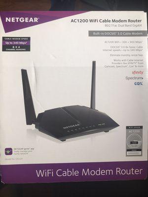 Modem Router for Sale in Denver, CO